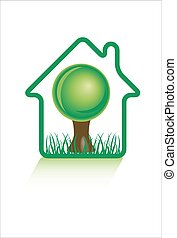 Eco green home