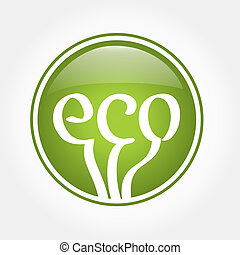eco green icon