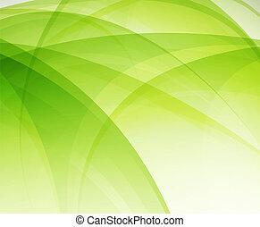 eco, groene, golf