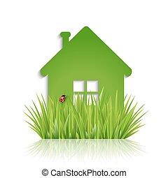 Eco-house
