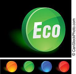 Eco Icon.