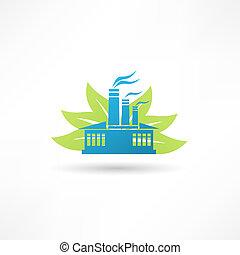 eco icon of energy