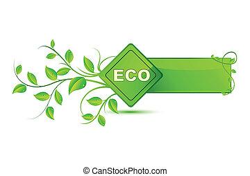 eco, label, vriendelijk