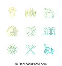 eco, landwirtschaft, heiligenbilder