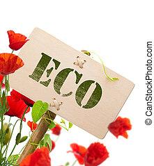 eco, meldingsbord
