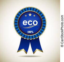 eco, natuurlijke