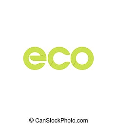 Eco organic bio logo, label for vegan, healthy food signs. Eco sign. Raw, vegetarian food badges and stickers. Organic food tags and elements set for cafe, restaurants, products packaging. Vector Illustration
