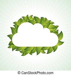 eco, pojęcie, zielony