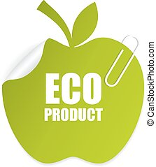 eco, productetiket
