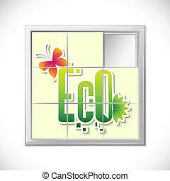 eco, puzzle