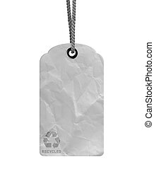 Eco Recycle Tag