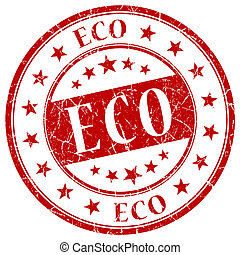 Eco Red Stamp