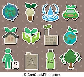 eco stickers