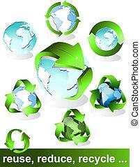 eco, symboles