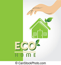 eco, thuis