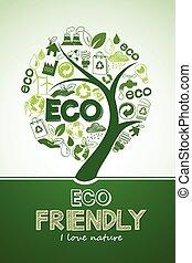Eco tree