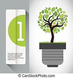 eco, umwelt, pflanze, sorgfalt, ikone