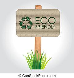eco, vänskapsmatch