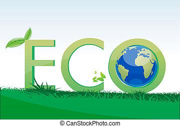 eco, vriendelijk