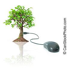 eco, vriendelijke technologie