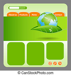 eco, webdesign