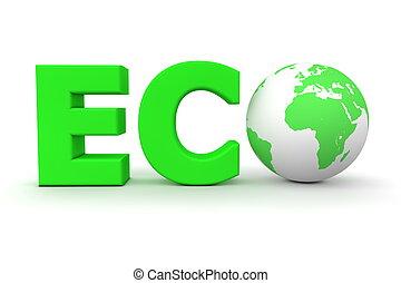 eco, wereld