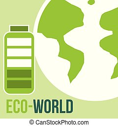 eco world planet battery energy alternative