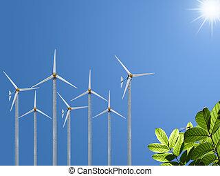 ecofriendly, energi