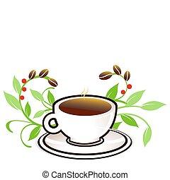 ecológico, café