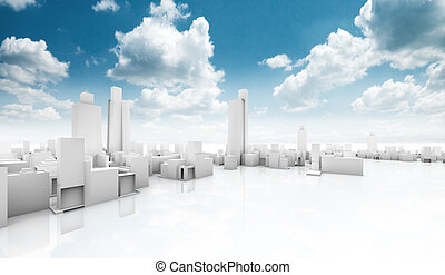 ecológico, construcción