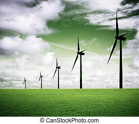 ecológico, energía