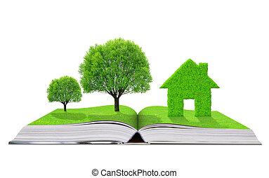 ecológico, livro