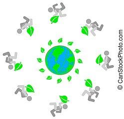 ecología, contributors