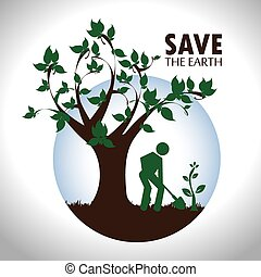 ecología, diseño