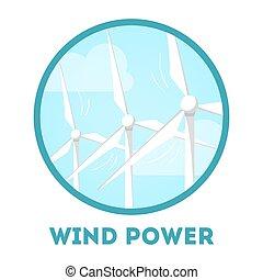 ecologia, poder, energia, idéia, meio ambiente, concept.,...