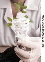 Ecologic source of energy