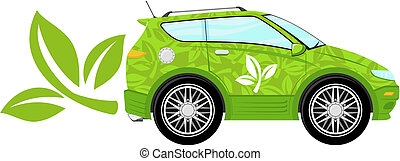 ecologic, voiture