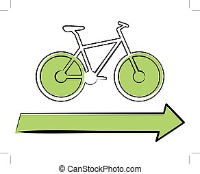 ecological bicycle