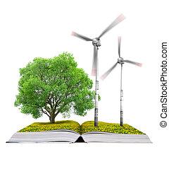 Ecological book