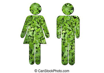 Ecological couple