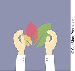 ecological environment cartoon