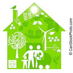 ecological home