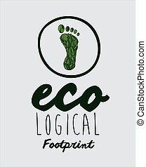 ecological leaves  design