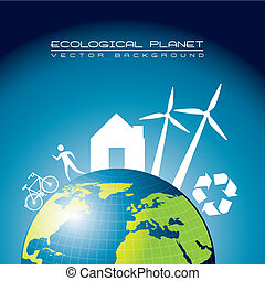 ecological planet