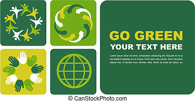 Ecological poster
