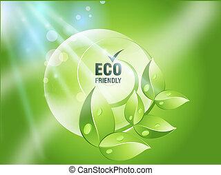 ecologie, concept