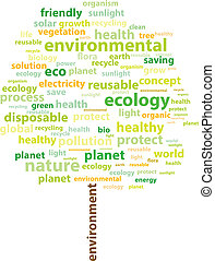 ecologie, woorden