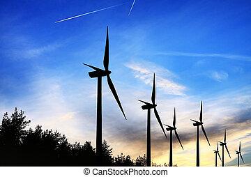 ecologisch, macht