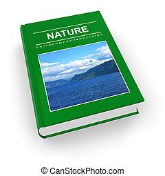 ecologisch, schoolboek