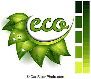 ecologisch, symbool